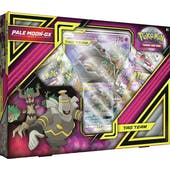 Pokemon Pale Moon-GX Box