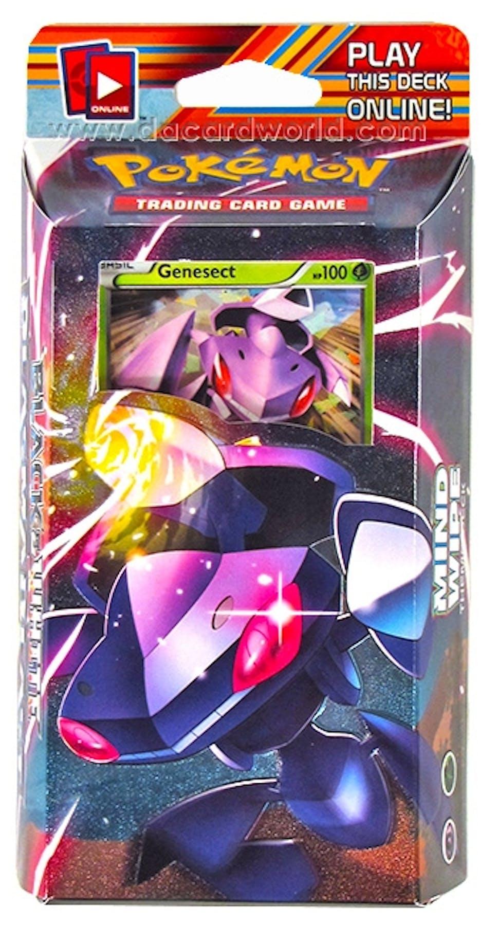 Pokemon Black   White 10  Plasma Blast Theme Deck - Mind Wipe  009bfc72b