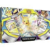 Pokemon Pikachu-GX and Eevee-GX Special Collection Box