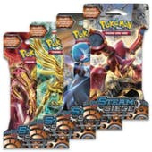 Pokemon XY Steam Siege Sleeved Booster Pack