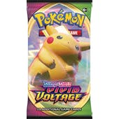 Pokemon Sword & Shield: Vivid Voltage Booster Pack