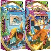 Pokemon Sword & Shield: Vivid Voltage Theme Deck - Set of 2