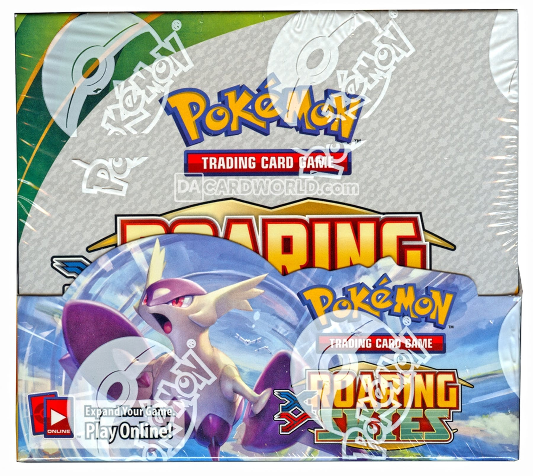 Pokemon Xy Roaring Skies Booster Box Da Card World