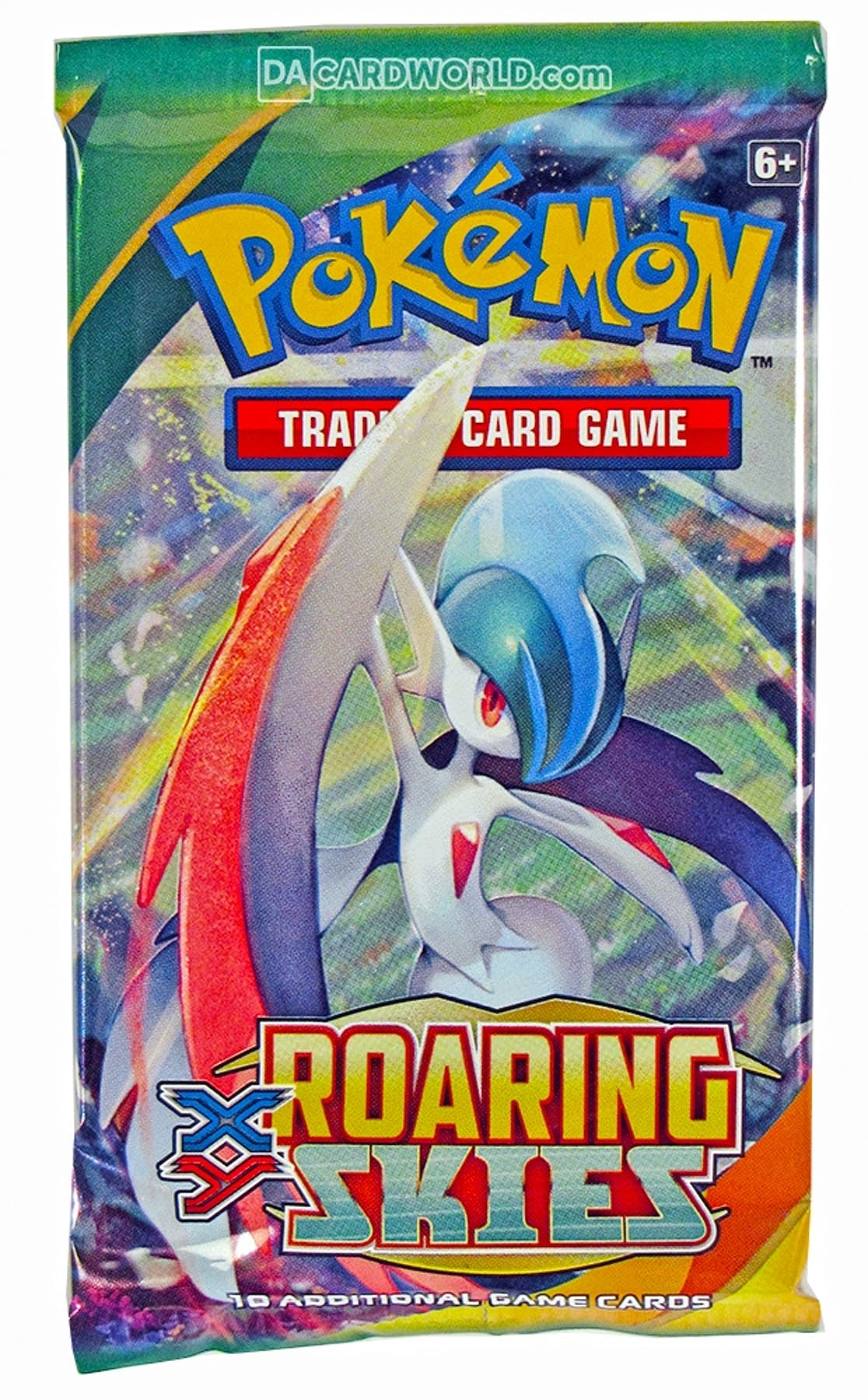 Pokemon Xy Roaring Skies Booster Pack Da Card World