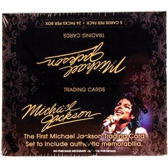 Michael Jackson Hobby Box (Panini 2011)