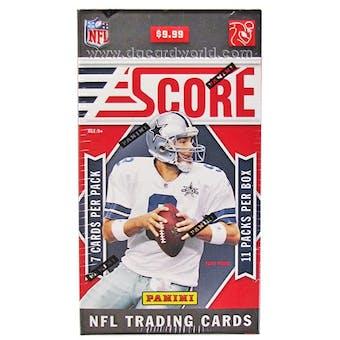 2011 Score Football 11-Pack Box