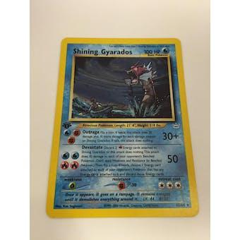 Pokemon Neo Revelations 1st Edition Single Shining Gyarados 65/64 - NEAR MINT(NM)
