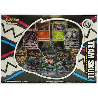Pokemon Team Skull Pin Collection (Evolutions & Burning Shadows!)