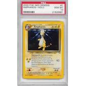 Pokemon Neo Genesis Single Ampharos 1/111 - PSA 10 GEM MINT