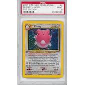Pokemon Neo Revelation 1st Edition Single Blissey 2/64 - PSA 9