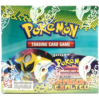 Pokemon Black & White: Dragons Exalted Booster Box