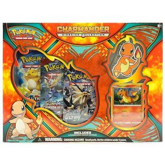 Pokemon Charmander Sidekick Collection Box (Evolutions & Ultra Prism!)