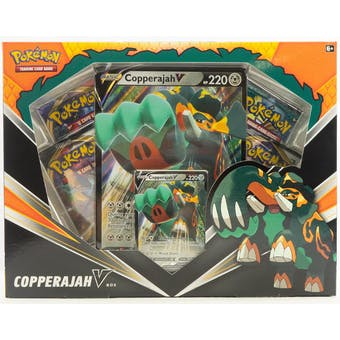 Pokemon Copperajah V Box
