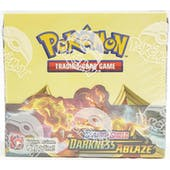 Pokemon Sword & Shield: Darkness Ablaze Booster 3 Box Lot (SHIPS LATE DECEMBER) (Presell)