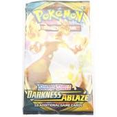 Pokemon Sword & Shield: Darkness Ablaze Booster Pack