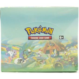 Pokemon Galar Pals Mini Tin Box
