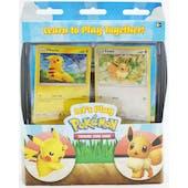 Pokemon Let's Play Pokemon TCG Box