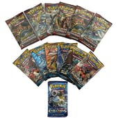 "Pokemon ""Lucky 13"" Holiday Pack Lot"