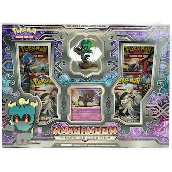 Pokemon Marshadow Figure Box (Ancient Origins & Crimson Invasion!)