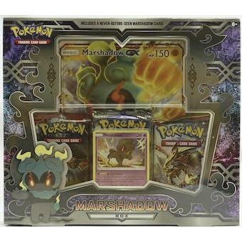 Pokemon Marshadow Box (Burning Shadows & Breakthrough!)
