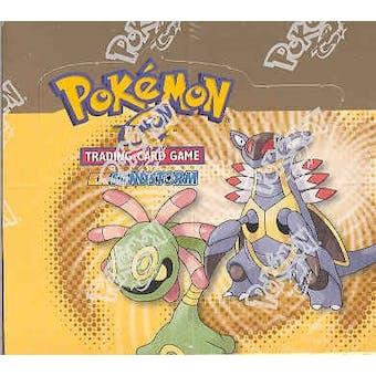 Pokemon EX Sandstorm Booster Box