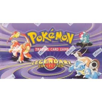 Pokemon Legendary Collection Precon Theme Deck Box