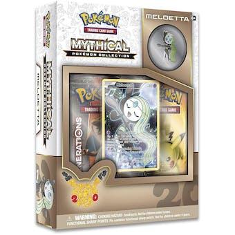 Pokemon: Mythical Collection Box (Meloetta)