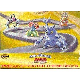 WOTC Pokemon Neo 1 Genesis Precon Theme Deck Box (Sealed)