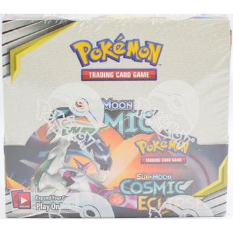 Pokemon Sun & Moon: Cosmic Eclipse Booster Pack