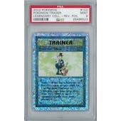 Pokemon Legendary Collection Reverse Foil Pokemon Trader 103/110 PSA 9