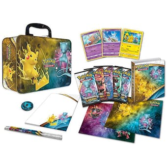 Pokemon Shining Legends Collector Chest Tin