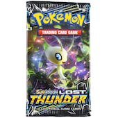 Pokemon Sun & Moon: Lost Thunder Booster Pack