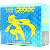 Pokemon Sun & Moon: Lost Thunder Elite Trainer Box