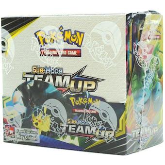 Pokemon Sun & Moon: Team Up Booster Pack