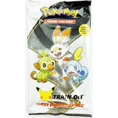 Pokemon First Partner Galar Pack (March)