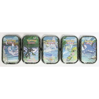 Pokemon Shining Fates Mini Tin - Set of 5
