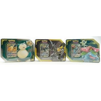 Pokemon Tag Team Tin Set of 3