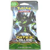 Pokemon XY Fates Collide Sleeved Booster 36 Packs = 1 Booster Box