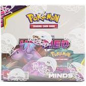 Pokemon Sun & Moon: Unified Minds Booster Box