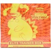 Pokemon Sword & Shield: Vivid Voltage Elite Trainer Box