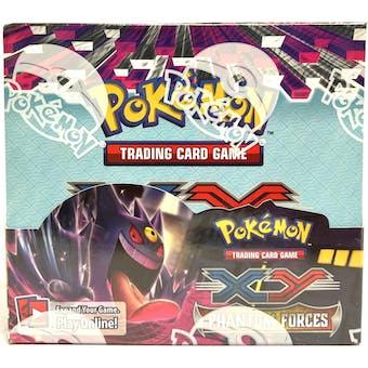 Pokemon XY Phantom Forces Booster Box