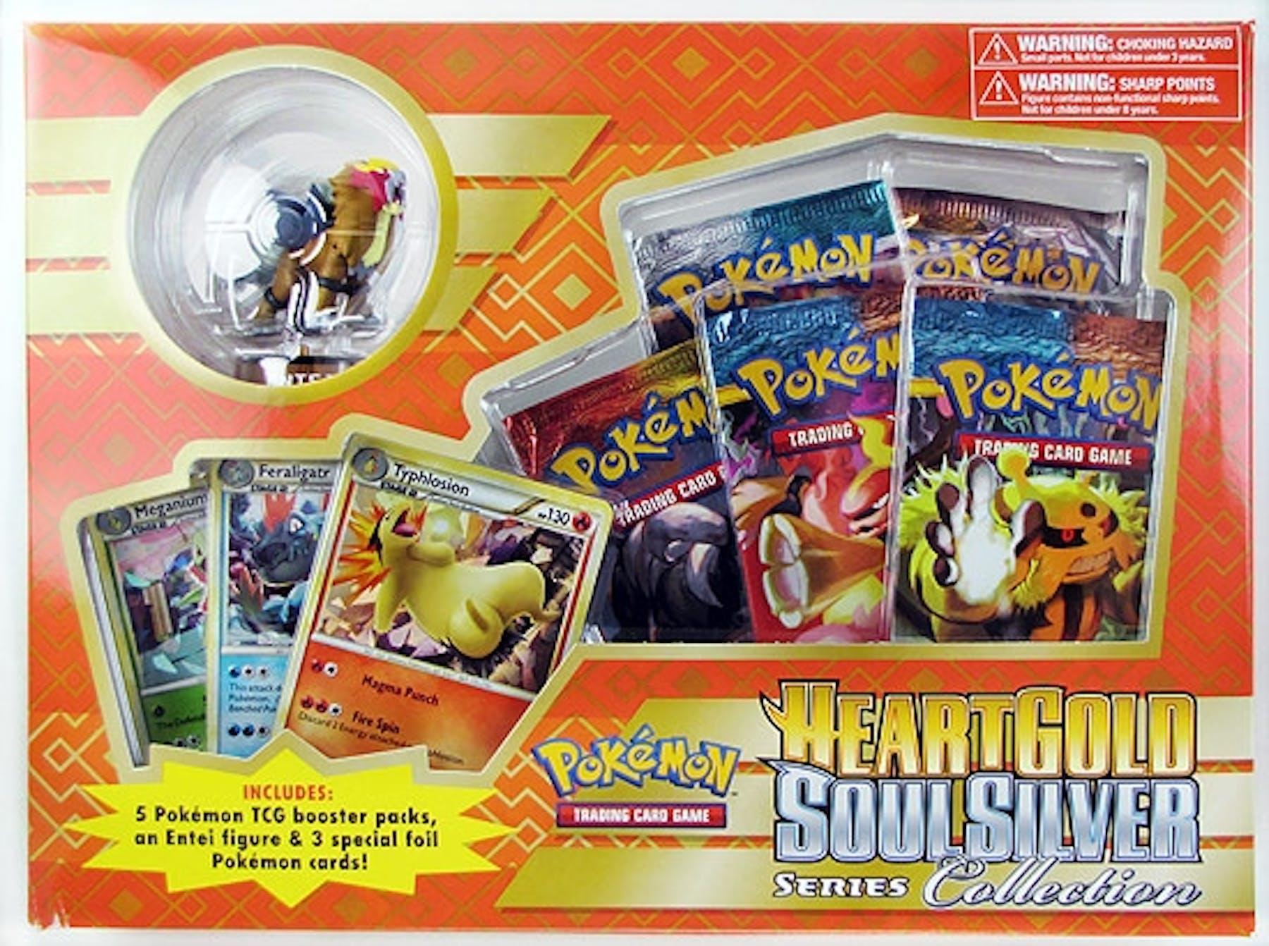 Pokemon Heartgold Amp Soulsilver Series Collection Box Da