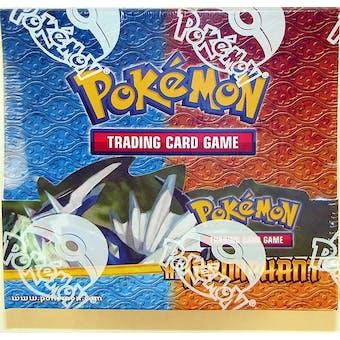 Pokemon HeartGold & SoulSilver Triumphant Booster Box