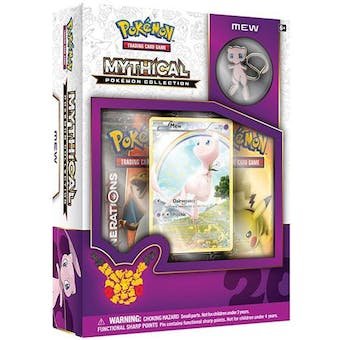 Pokemon: Mythical Collection Box (Mew)