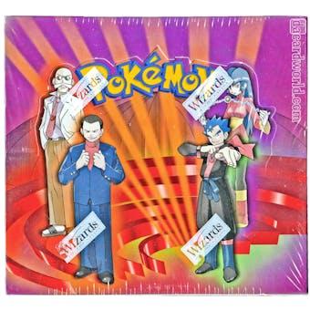 Pokemon Gym Challenge Booster Box