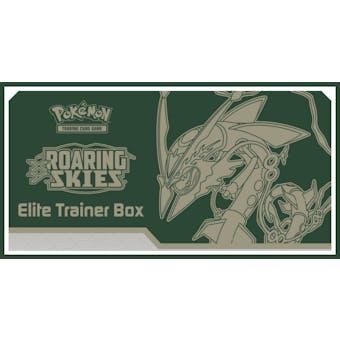 Pokemon XY Roaring Skies Elite Trainer Box