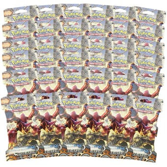Pokemon XY Steam Siege Sleeved Booster 36 Pack = Booster Box
