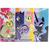 My Little Pony Absolute Discord 8-Theme Deck Display