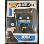 DC Batman Funko POP Autographed by Val Kilmer