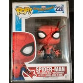 Marvel Spider-Man Homecoming Funko POP Autographed by Tom Holland